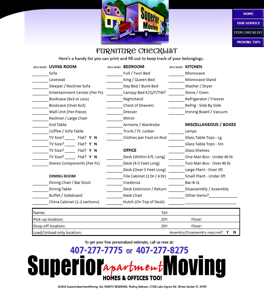 superior apartment moving your professional reliable and